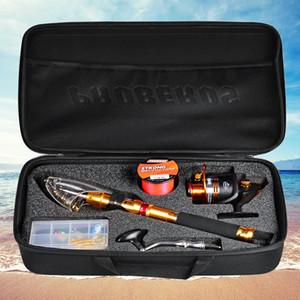 Lure Surf Casting Rod Fishing Reel round Fishing Reel Fishing Bag Bait Set Carbon Fiber Sea Rod