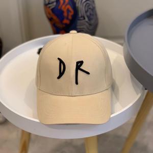 Diseñadores gorras sombreros para hombre de alta calidad tapa de béisbol duro hechas para hombre sombreros masculino hembra algodón tela tapa bordado invierno sombrero sin caja da 20120902dq