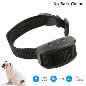 Pet Dog Anti Barking Collar Device No Barking Training Collar For Small And Medium Dogs