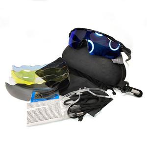 검은 편광 렌즈 UV400 사이클링 태양 안경 남자 여자 스포츠 자전거 자전거 bicicleta ev 피치 고글 사이클링 안경 안경