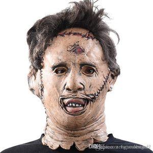 Estilo de Halloween Masacre Masacre Motosierra Ropa Películas Cosplay Máscara Festival Casual Homme Horror Designer Texas Apparel RQMFG