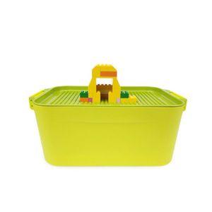 Building Blocks Storage Box Boy Girl Toy Gift Bricks Miniature Action figures for Children Q1126