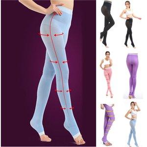 1pair Varicose Veins Compression Burn Fat Super Thin Sleeping overnight Slimming Stockings ladys Beauty Leg Slim legging Patch