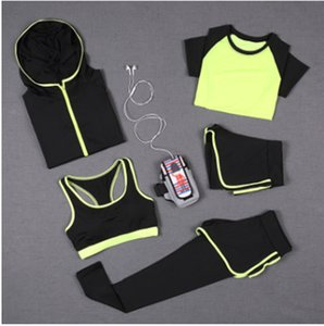 Top Quality 2020 New Womens Yoga Suit da donna Autumn Sports Kit Morning Morning Esecuzione di fitness uniforme