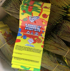 Mundos Dankest Medicated Fruit Snack 500mg Gusher Doces Tropicais Sour Tropical Sabores Edibles Gummies Embalagem Shh
