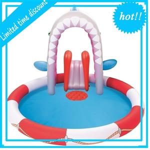 Acqua spray gonfiabile Bambino divertente per bambini per bambini Baby Kids Bathtub Ocean Ball Pad Assessuale Piscina PVC