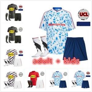 adult + kids kit 20 21 RASHFORD CAVANI VAN DE BEEK manchester soccer jerseys united 2020 MAN HUMANRACE forth football shirt UTD B. FERNANDES