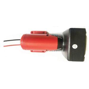 diY Battery Adapter For Milwaukee 12V M12 Dock Power Connector 12 Gauge Robotic