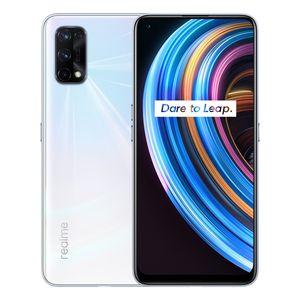 Original Realme X7 5G Mobile Phone 6GB RAM 128GB ROM MTK 800U Octa Core Android 6.4 inch Full Screen 64.0MP Fingerprint ID Smart Cell Phone