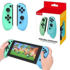New GP-301 Wired Left And Right Gamepad For Switch Joy game con Joystick Plug And Play For Switch Game Controller1