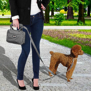 Portable Dog Training Treat Pouch Oxford Outdoor Puppy Snack Reward Bag Pet Toys Food Poop Bag Balls Keys Training Acc sqcCxa