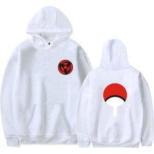 Hoodies Uchiha Syaringan Hooded Boys Fashion Hokage Ninjia Men women printed Classic Cartoon Clothes Custom Sweatshirts