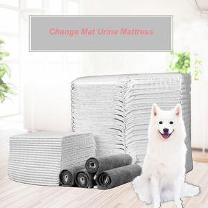 Pet Köpek Mat Süper Emici Bezi Kedi Eğitim Çiş Pad Mat Köpek Nappy Pet Temizleme Köpek Bezi İdrar Yatak VT1995 değiştirme