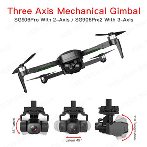 SG906 Pro Pro2 Drone Quadcopter with HD Camera 4K GPS 5G WIFI 2 3 Axis Anti Shake Gimbal Professional Brushless RC Dron Y1128