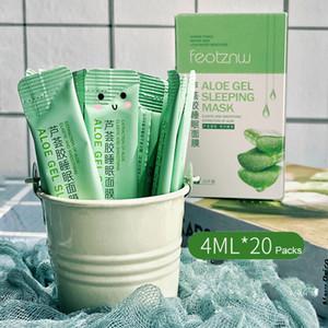 Moisturizing Refreshing After Sun Repair Sunburn Relief Body Lotion Portable Size Sleep Mask Pure Natural Organic Aloe Gel
