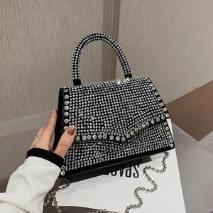 Women Bags Design 2020 Leather Retro Shoulder Purse Solid Color Armpit Pack Women Crossbody Bags Female Small Messenger Bag