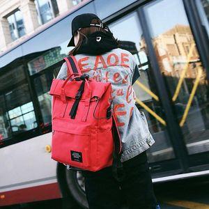 Backpack Female Shoulder-Bags Small Vintage Girls Women Fashion Mochila-Feminina Adolescent