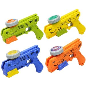 Glowing burst arena interactive toy Flash Rotary gyroscope Beyblade Launcher Battle gun Toys For Kids Q1122