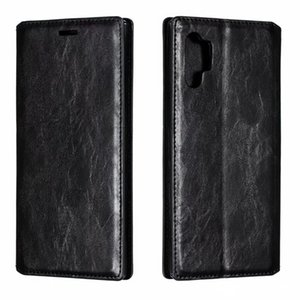 Case For Samsung A750 A60 A80 A90 Huawei P30 Pro P20 Honor 10 Lite Mate 20 Leather Wallet Closure Suck Cover Holder ID Slot Magnetic Luxury