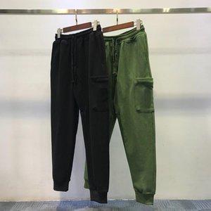 Hombre pista pantalón estilo casual vender para hombre camuflaje joggers pantalones pinzas de pista pantalones de carga pantalones pantalones elásticos cintura harem hombres