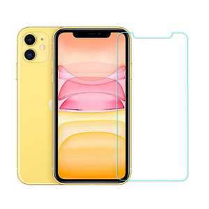 Apply to apple 11 12 cell phone protective film 8 p XS MAX hd 2.5 D arc border scratch-resistant toughened membrane