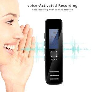 Цифровой голосовой рекордер kebidumei mini профессиональный аудио поддержка звука воспроизведение звука с динамиком SK-007