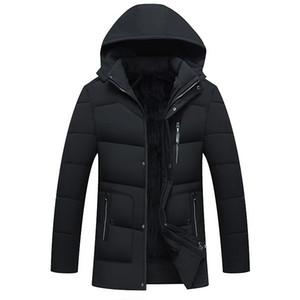 FAVOCENT Good Quality Men Jacket Super Warm Thick Mens Winter Parkas Long Coats with Hood for Leisure Men Parka Plus Size 5XL 201119