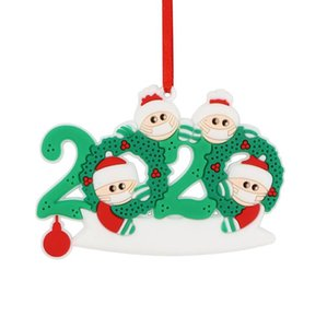 2020 Christmas Decorations For Home DIY Personalized Xmas Tree Drop Christmas Gift Santa Claus