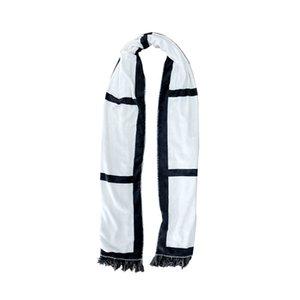 شرابات التسامي الفراغات والأوشحة مزدوجة الوجهين وشاح الحرارية منشفة منشفة التسامي الفراغات وشاح LLA227
