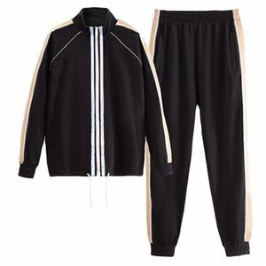 20SS MENS WOMENS Designer Trainingsanzug Sweatshirts Anzüge Männer Spur Sweat Sweat Anzug Mäntel Palm Mann Jacken Mantel Hoodie Sweatshirt Sportswear