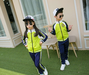 Cotton Womens Tracksuit Set Mom Dad Familyset New Style Parent-child Matching Outfit Autumn and Winter Family Two Piece Set Y201128