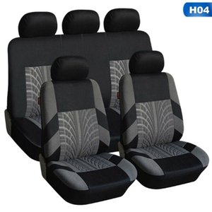 Car Seat Covers Universal Mesh Sponge Interior Accessories T Shirt Design Front Auto Seat Cover For Car Truck Va Cover