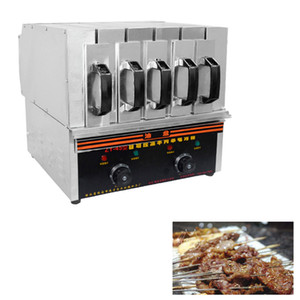 Commercial Barbecue machine For Roast chicken Stainless Steel Temperature Controlled Smoke-Free Environmental Protection Electric BBQ Grill