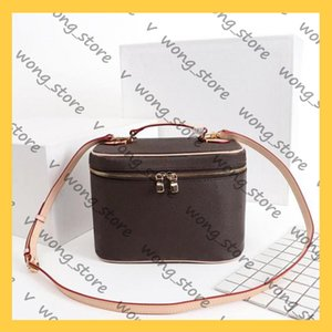 2021 women luxurys designers makeup bag high quality luxurys designers handbag women cross body bags shoulder bags 21011304W