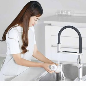 Original Xiaomi Youpin DABAI Kitchen Sink Sensor Faucet Pre-rinser Sprayer Induction Rotatable Touchless One Handle Mixer Tap CYX-C7 3012587
