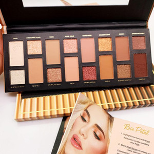 Newest Makeup Born This Way Eye Shadow the Natural Nudes Luminous 16 Colors Eye Shadow Shimmer Matte Eyeshadow Palettes
