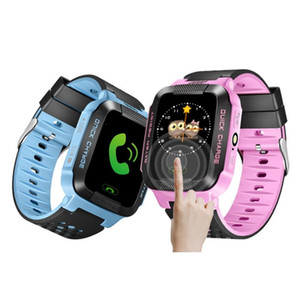 Touch Q528 Smart Watch Children Wrist Watch Waterproof Baby With Remote Camera SIM Calls Gift Monitor SOS for Baby PK Q50 SmartWatch