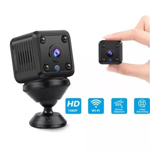 WIFI Camera IP 1080P HD Camcorder Surveillance Camera Sensor Night Vision Remote Monitor Small Mini Camera Wireless Wide Angle 201204