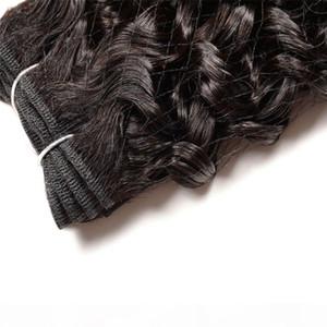 Deep Wave Bundles 1 2 Pcs 30-40 Inch Bundles 100% Human Hair Brazilian Hair Weave Bundles Remy Hair Extensions