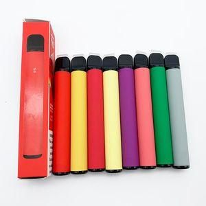 Large stock disposable vape kit 550mAh 3.2ml 800 puffs vape bar puff plus vs air lux