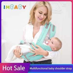 IMBABY Multifunctional Ergonomic Baby Carrier Backpack Hipseat Sling Kangaroo Infant Hip Seat For Baby Travel 0-36 Months Z1127