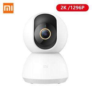 Xiaomi Mijia Smart IP Camera 2K 1296P 360 Angle Video CCTV WiFi Night Vision Wireless Webcam Security Cam Mi Home Baby Monitor FY8308