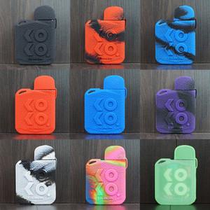 Koko Prime Силиконовый Чехол Резиновые Красочные Рукава Защитная Крышка Кожа для Обувела Калиберн Koko 2 Стручный Картридж Кит Box Mod Vape