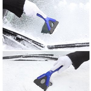 Multifunction Snow Remover Magical Window Windshield Car Ice Scraper Defrost Remover Housekeeping Cleaning Snow Removers Tool Kimter-L940FA