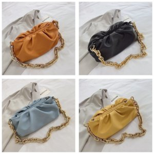lRU Fashion new tail single dog single small round bag handbag bag cross-body C women G shoulder GD two cowhide versatile double