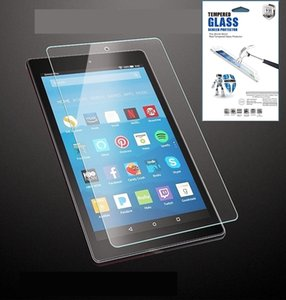 9H Tempered Glass Screen Protector For Kindle fire 10 2017 HD 10 2019 50PCS LOT in retail package