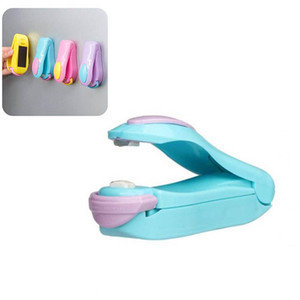 Mini Heat Sealing Machine Household Impulse Sealer Seal Packing Plastic Bag Plastic Food Saver Storage Kitchen Tools