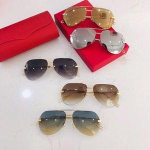 النظارات الشمسية الراقية، نظارات الضفدع المعدنية، Aviator، C-Net، Red Star، النظارات الشمسية نفسها، الرجال والنساء Lfyjsh