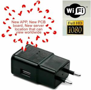 Nueva aplicación 32GB 1080P Cargador de seguridad WiFi para la cámara de ama de llaves y una cámara de video segura y estable