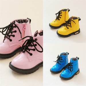 079 Cute lazy slippers shoes children's winter children's hot plush designer toys fashion boots winter girls new shoes flat plaid
